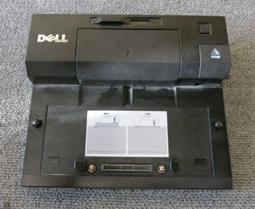 Dell Latitude PDXXF K07A E-Series E-port Replicator Laptop Docking Station
